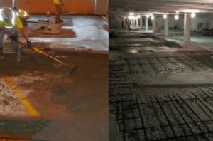 Concrete Strengthening Repair